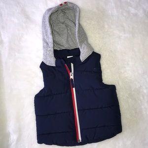 H&M puffer vest 4-6 months
